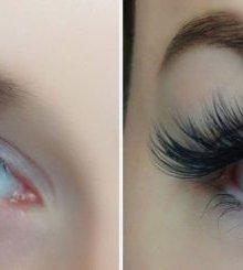 Выбор техники наращивания по форме глаз