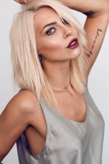 Льняной блонд