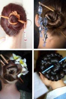 Особенности заколок для волос