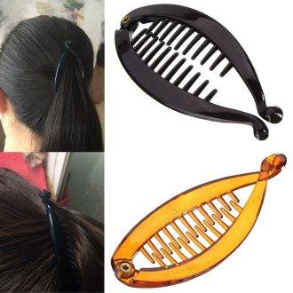 Заколка-банан для волос