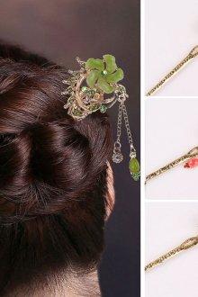 Заколка для волос «палочка»