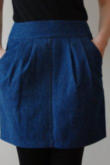 Особенности юбки-тюльпан