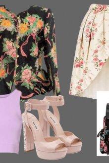 Кому подойдет юбка-тюльпан