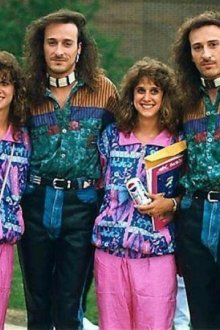 Особенности моды и стиля 80-х: образы из прошлого
