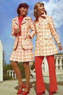 Как одевались девушки в повседневной жизни и на мероприятия