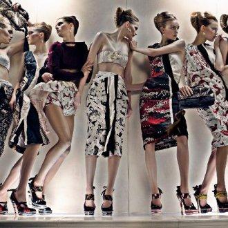 Современные дизайны в стиле 80-х: мода возвращается