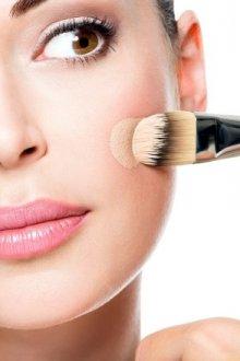 Правила нанесения основы под макияж