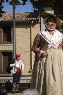 Французский национальный костюм