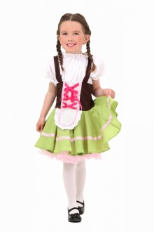 Элементы детского костюма