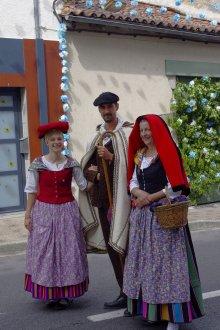 Национальный костюм Франции в XXI веке