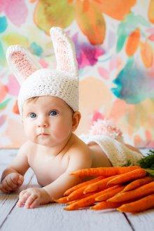 Фотосессия малыша в фотостудии