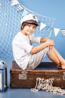 Фотосессия мальчика в фотостудии