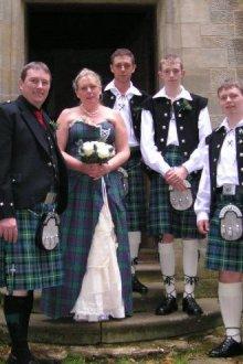 Особенности одежды Шотландии