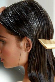 Маска для оздоровления волос