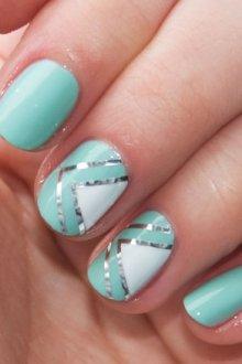 Преимущества бирюзового дизайна ногтей
