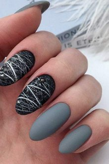 Длина и форма ногтей