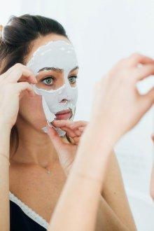 Классическая альгинатная маска