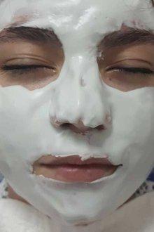 Особенности корейской альгинатной маски