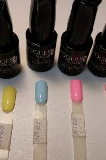 Особенности гель-лаков Vogue Nails