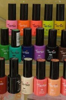 Особенности гель-лаков Tertio