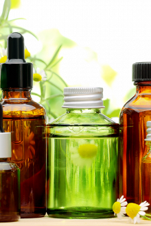 Косметические препараты, обогащенные натуральными маслами