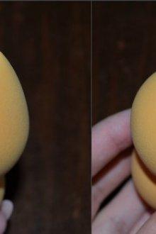 Holika Holika Gudetama Egg Bun Puff