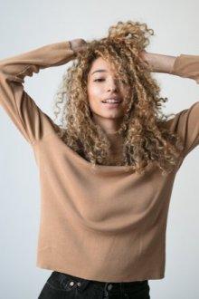 Химическая завивка волос «мокрый эффект»