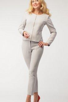 Костюмные модные узкие брюки