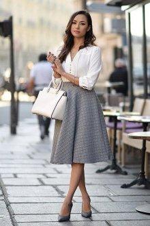 Как подобрать идеальную модель юбки