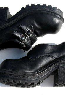 Обувь 90-х годов
