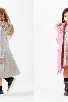 Особенности пальто для девочки