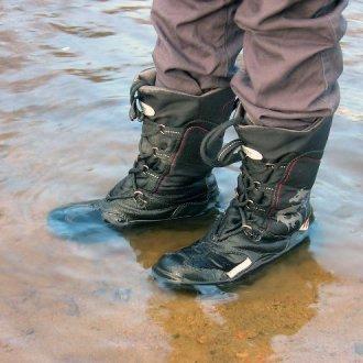Особенности непромокаемой обуви