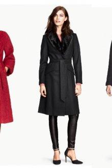 Особенности пальто-халата