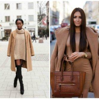 Как правильно выбрать пальто без пуговиц