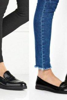 С чем носить лакированные ботинки