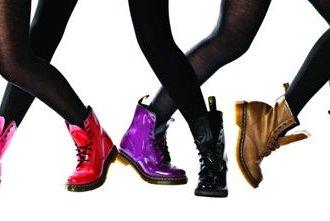 Как правильно выбрать женские ботинки «Доктор Мартинс»