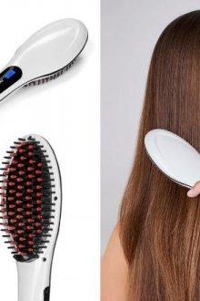 Щетка для выравнивания волос