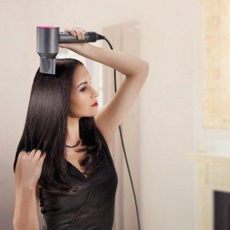 Техника вытягивания волос феном