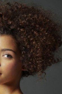Особенности пышных волос
