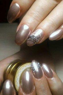 Как сделать втирку на ногтях