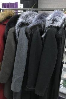 Зимнее пальто российского производства
