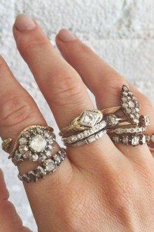 Общие приметы о кольцах