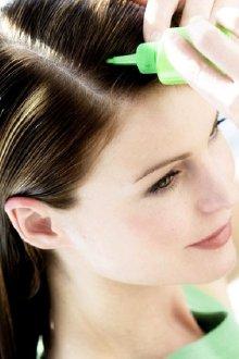 Как смыть тоник с волос