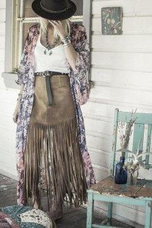 Одежда в бохо стиле