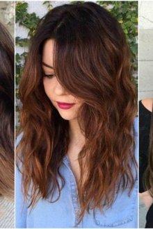 Можно ли сделать волосы шоколадными без краски