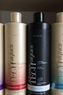 Полный обзор шампуней от Avon