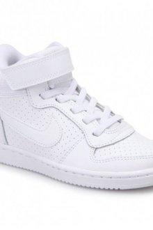 Белые кроссовки Nike