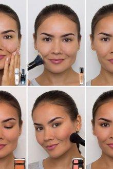 Тонкости подбора косметики под тон кожи
