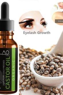 Особенности и преимущества касторового масла для бровей