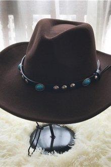 Как ухаживать за настоящей ковбойской шляпой